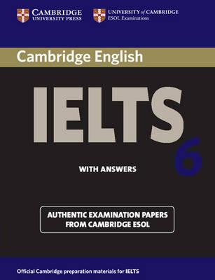 دانلود جلد 6 کتاب Cambridge IELTS