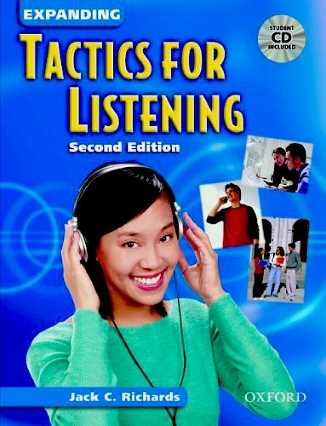 دانلود کتاب Tactics for Listening Expanding, Second Edition