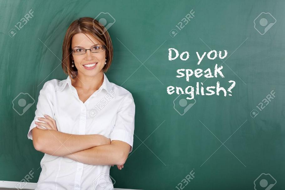 Female IELTS Teacher
