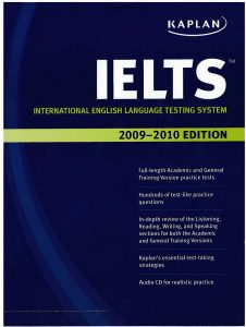 دانلود کتاب کاپلان آیلتس Kaplan IELTS