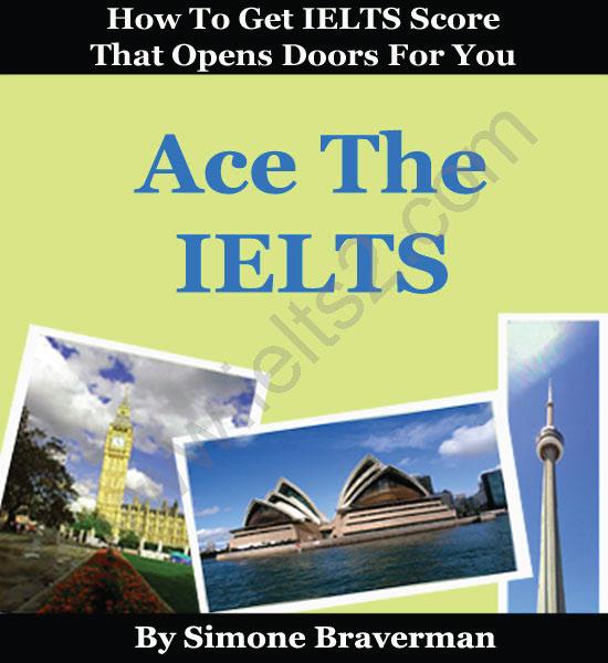 دانلود کتاب Ace The IELTS به زبان انگلیسی بهمراه برگردان فارسی