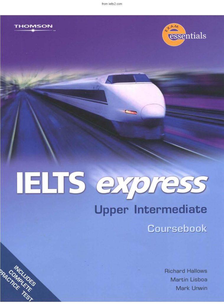 دانلود کتاب IELTS Express Upper Intermediate با کیفیت بالا