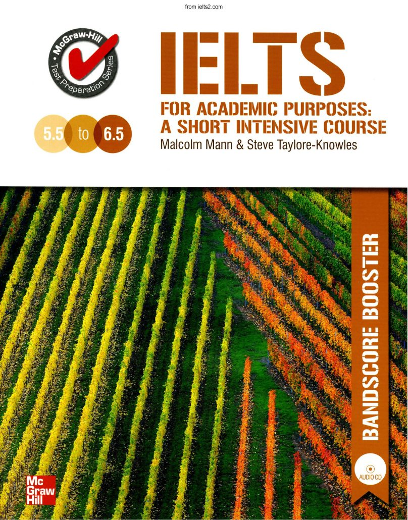 IELTS For Academic Purpose-Bandscore Booster--from ielts2.com