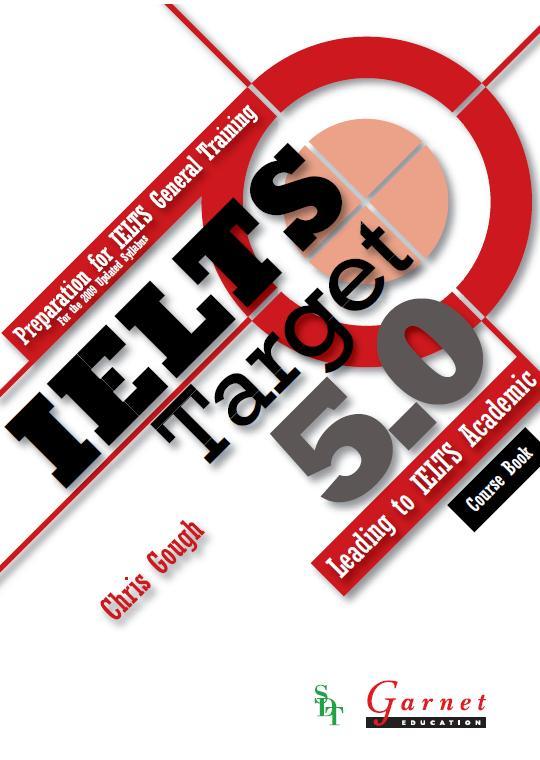 دانلود کتاب IELTS Target 5 آیلتس جنرال