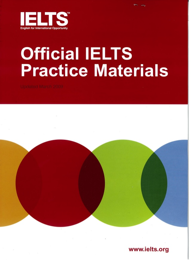 Official IELTS Test Material, 2009