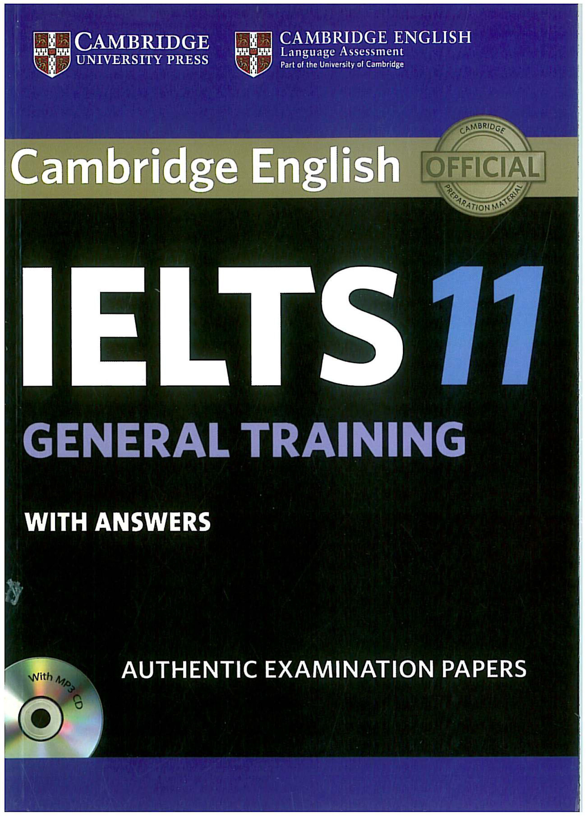 دانلود کتاب Cambridge IELTS 11 General Training