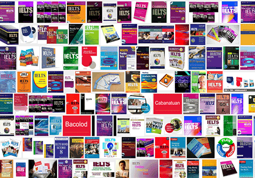 IELTS books for download