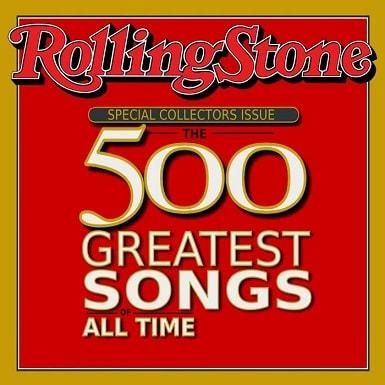 دانلود 500 آهنگ برتر تاریخ به انتخاب مجله بزرگ Rolling Stone
