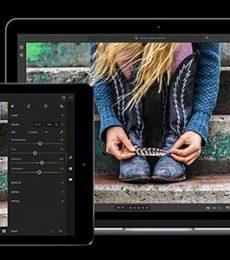دانلود نرم افزار Adobe Photoshop Express برای اندروید