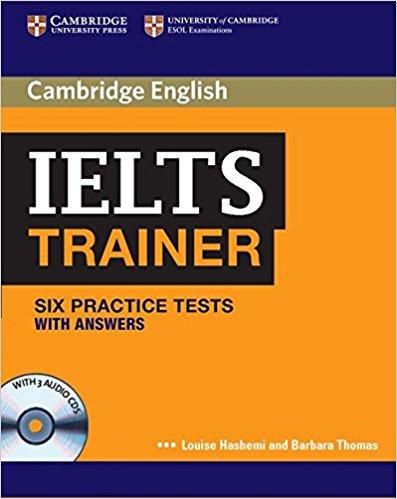 دانلود کتاب IELTS Trainer