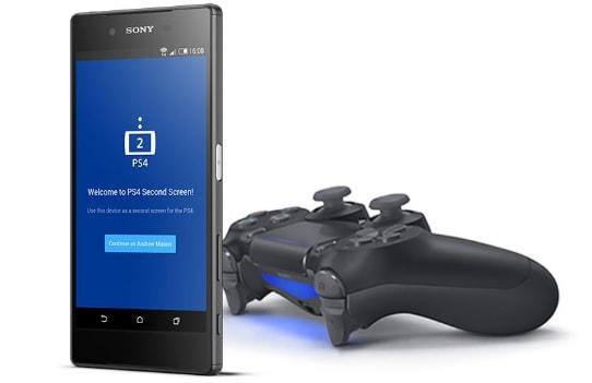 دانلود رایگان نرم افزار PlayStation App برای اندروید