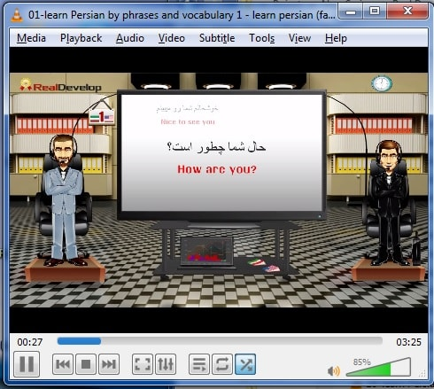 دانلود ویدیوهای آموزش زبان انگلیسی Realdevelop