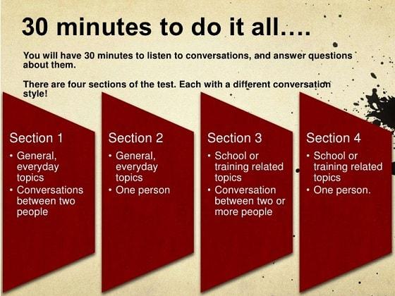 نمونه سوالات لیسنینگ آیلتس با جواب