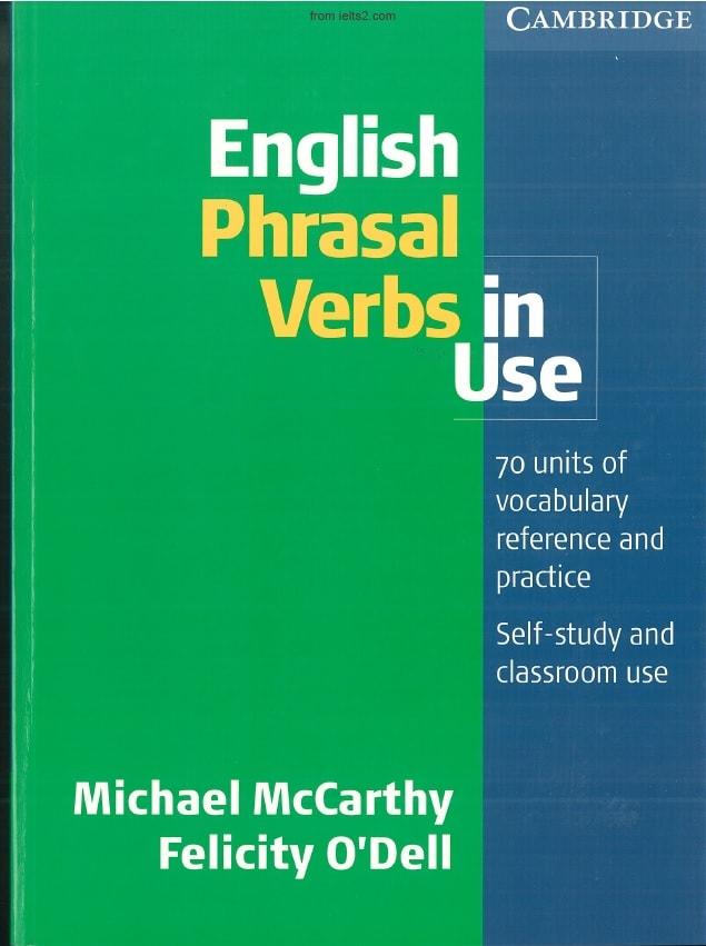 دانلود کتاب English Phrasal Verbs in Use Intermediate