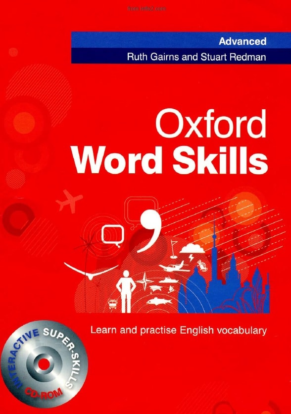 دانلود کتاب Oxford Word Skills Advanced