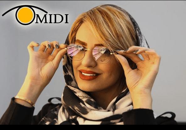 جدیدترین مدل عینک طبی زنانه 2018