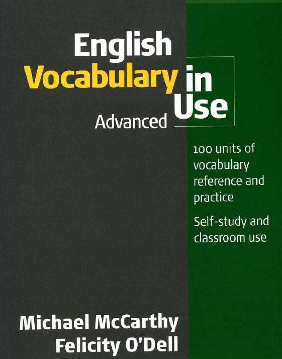 دانلود کتاب Vocabulary In Use Advanced ویرایش دوم