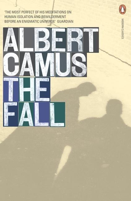 دانلود کتاب سقوط آلبر کامو به زبان انگلیسی