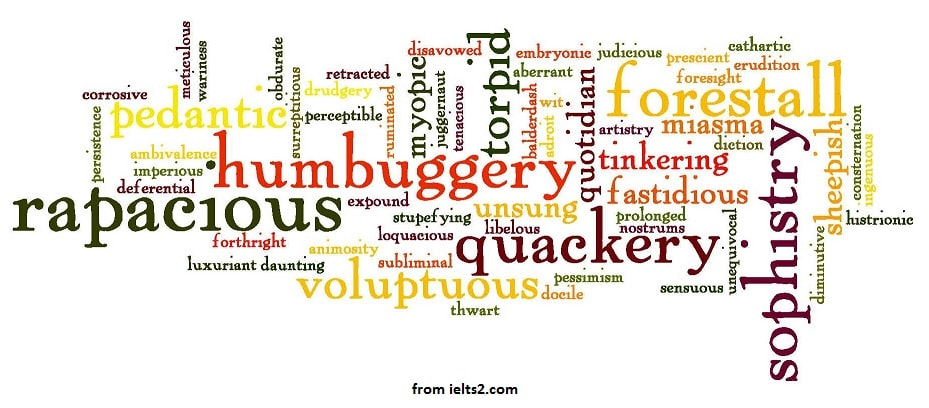 دانلود جزوه لغات دشوار کمبریج 14