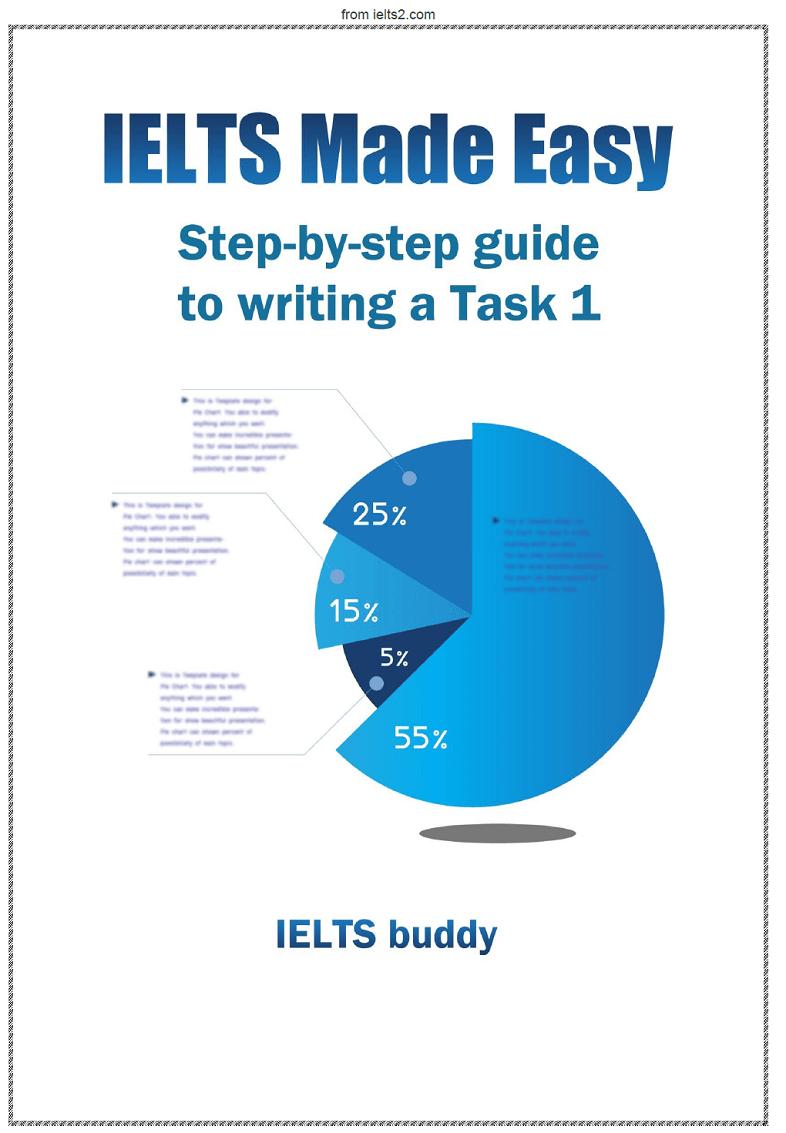 دانلود کتاب IELTS Made Easy Task 1