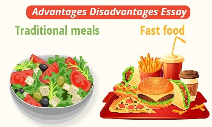 سمپل رایتینگ آیلتس Fast Food