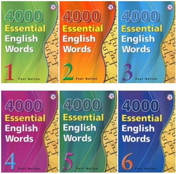 دانلود رایگان کتاب 4000 لغت ضروری انگلیسی