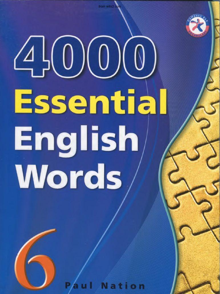 4000 واژه ضروری انگلیسی اندروید