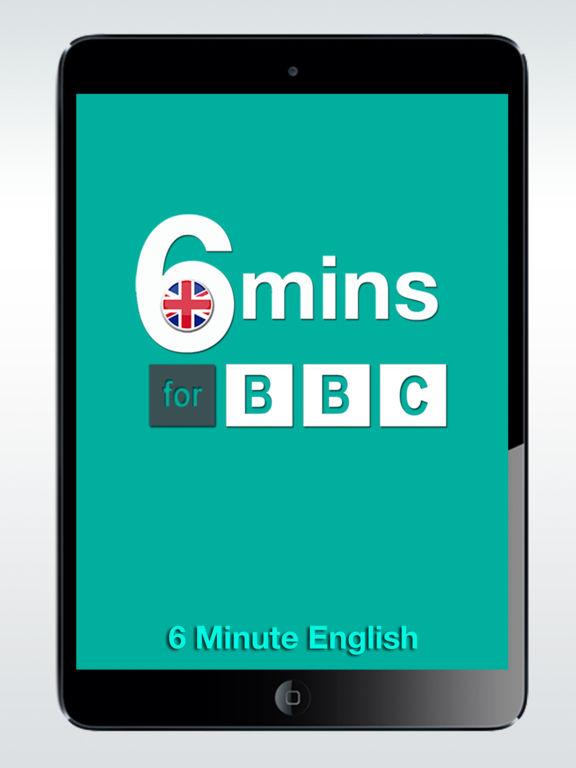 دانلود اپلیکیشن 6 Minute English