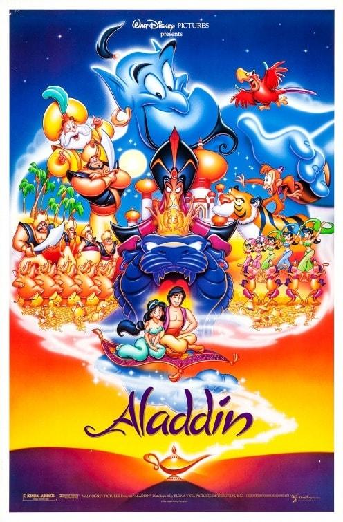 دانلود انیمیشن علاءالدینAladdin 1992 با زیرنویس انگلیسی