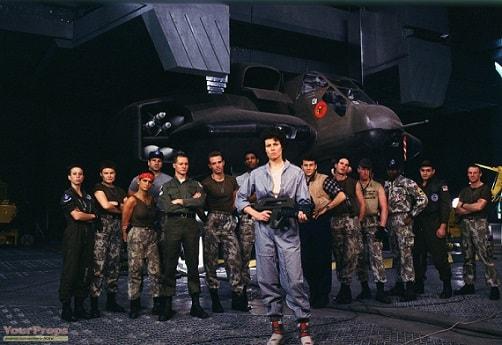 دانلود فیلم بیگانگان - Aliens 1986 با زیرنویس انگلیسی