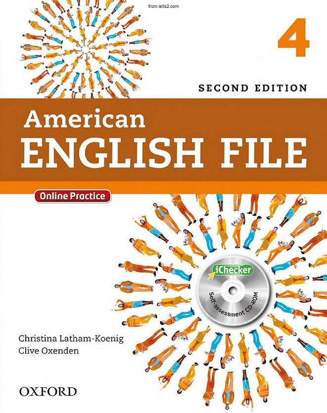 دانلود کتاب معلم American English File 4