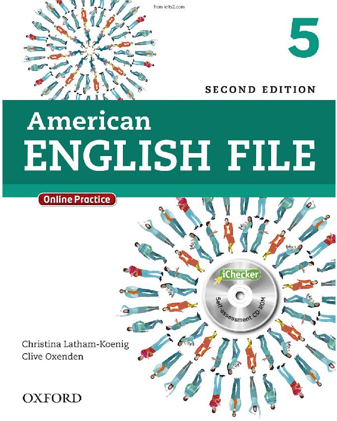 دانلود کتاب معلم American English File 5