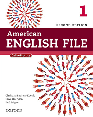 دانلود American English File Second Edition