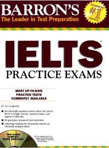 دانلود رایگان کتاب Barron's IELTS Practice Exams