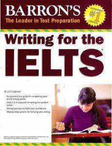 دانلود رایگان کتاب Barron's writing for IELTS