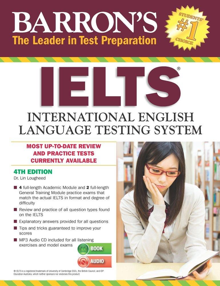دانلود کتاب و فایل صوتیBarron's IELTS Strategies and Tips