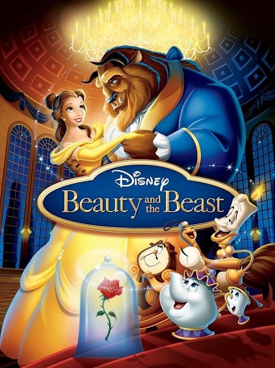 دانلود انیمیشن دیو و دلبر beauty and the beast