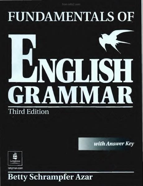 دانلود کتاب Fundamentals of English Grammar Betty Azar
