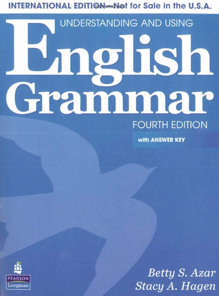 دانلود ویرایش چهارم English Grammar Betty Azar