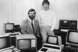بیل گیتس چطور مایکروسافت را ساخت؟