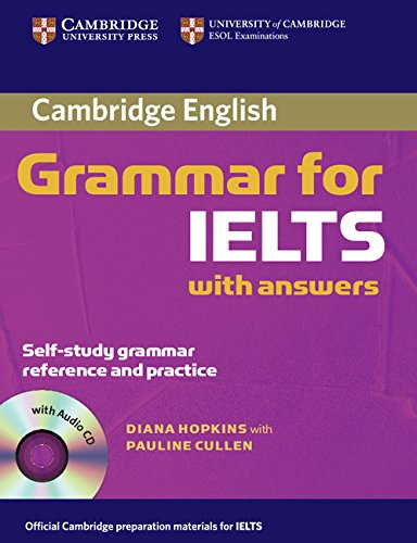 ترجمه فارسی کتاب Cambridge Grammar for IELTS