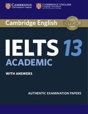 دانلود کتاب Cambridge IELTS 13 + فایل صوتی