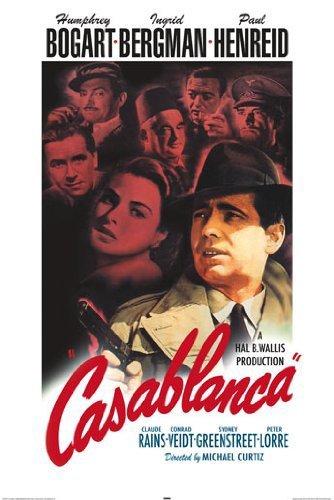 دانلود فیلم کازابلانکا Casablanca زبان اصلی زیرنویس انگلیسی