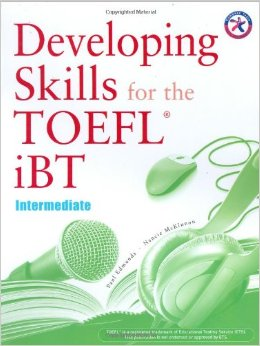 دانلود کتاب Developing Skills for the ibt TOEFL