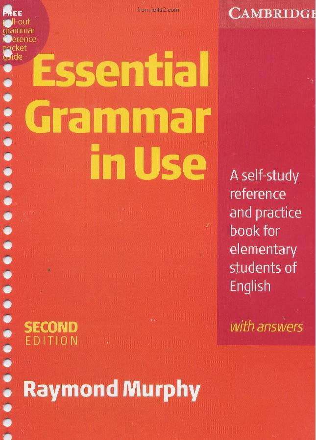 دانلود رایگان کتاب Essential Grammar in Use ویرایش دوم