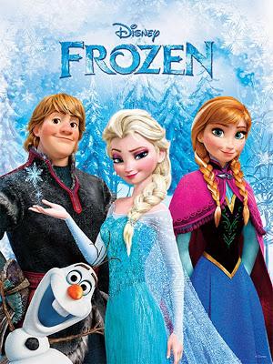 دانلود انیمیشن یخ زده Frozen 2013 با زیرنویس انگلیسی