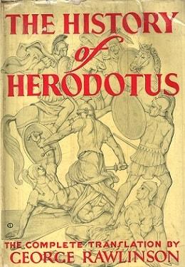 دانلود کتاب تاریخ هرودوت(Herodotus) به انگلیسی و فارسی