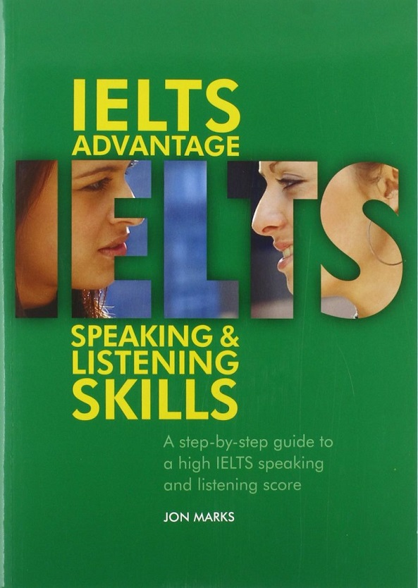 دانلود کتاب IELTS Advantage Speaking & Listening Skills