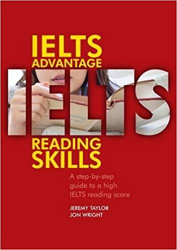 دانلود کتاب IELTS Advantage: Reading Skills by Jeremy Taylor