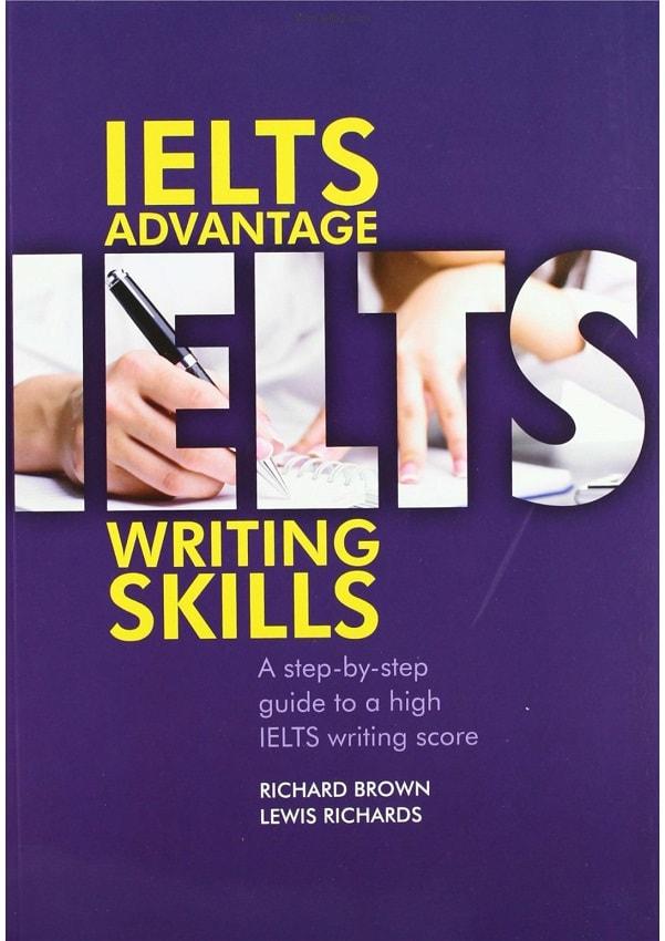 دانلود کتاب IELTS Advantage Writing Skills by Richard Brown